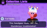 Kracko Hat Headgear