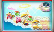 Nintendo Badge Arcade Kirby