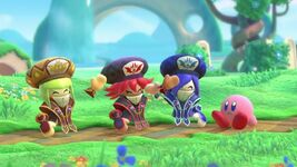 Kirby Star Allies The Three Mage Sisters