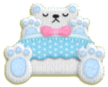KEY Big Bear Bed sprite