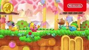 Kirby Fighters 2 – Artiste, clochette, parasol, rayon et Gooey! (Nintendo Switch)