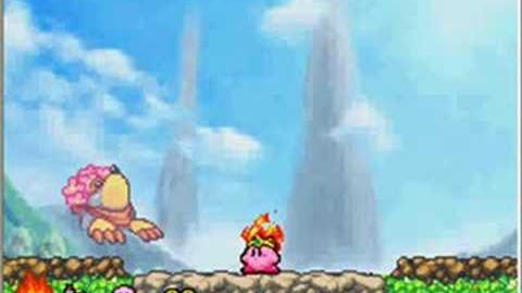 Kirby Squeak Squad Mrs