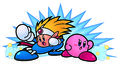 Knuckle Joe y Kirby (KSSU)