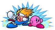 Knuckle Joe y Kirby (KSSU)