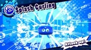 Splash Curling Gooey version