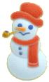 KEY Snowman sprite
