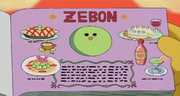 Zebon Cameo