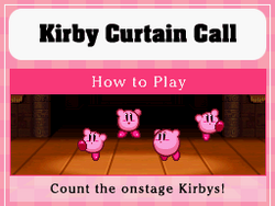 KMA CurtainCall tutorial1
