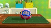 KatRC Underwater Kirby figurine 2
