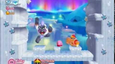 Kirby Return to Dreamland - Goriath EX