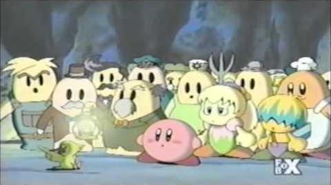 Kirby Right Back at Ya HD Episode 70 Buccaneer Birdy