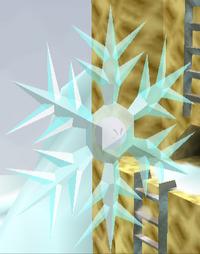 Copo de nieve (K64)
