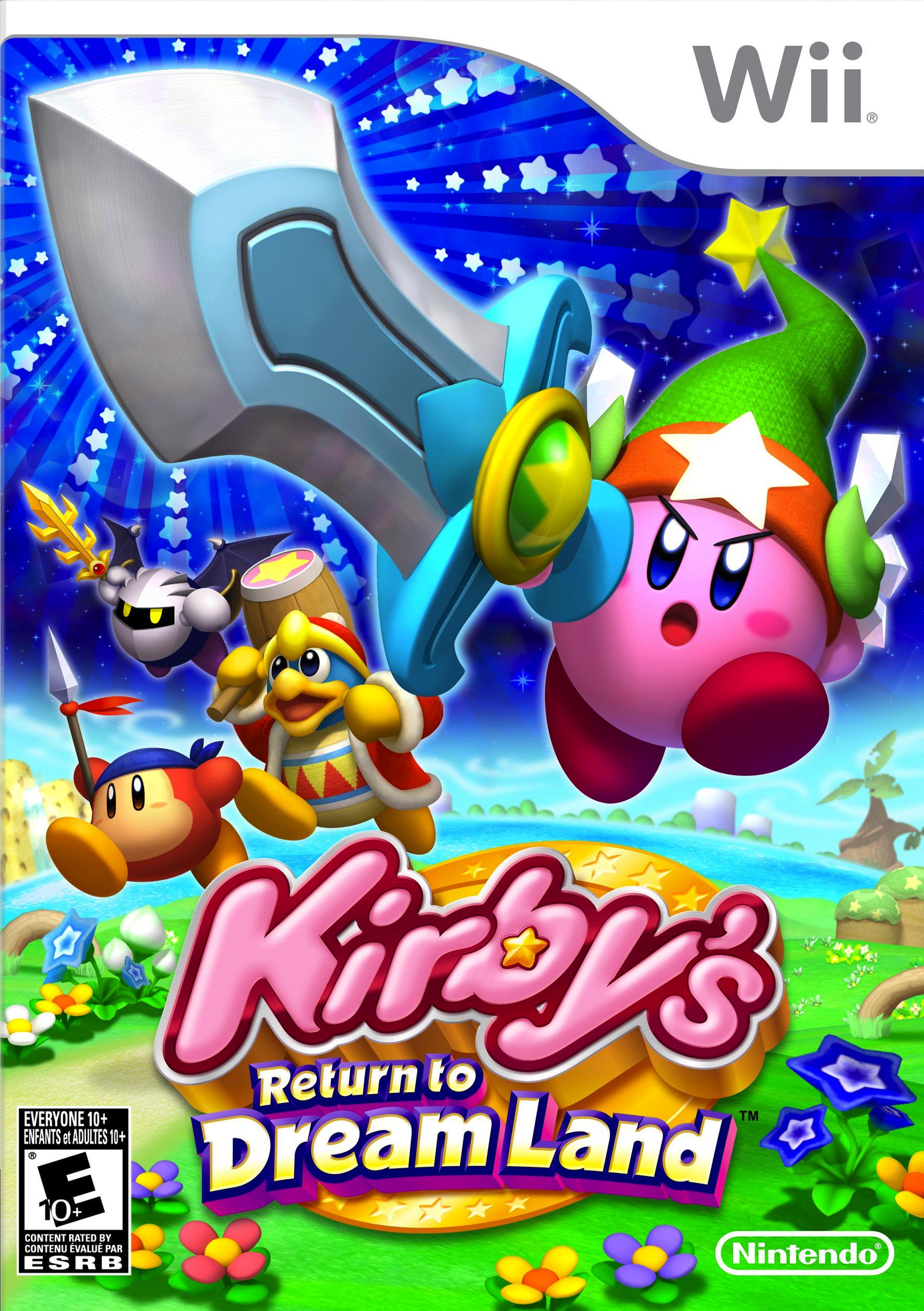 Kirby's Return to Dream Land | Kirby Wiki | FANDOM powered by Wikia