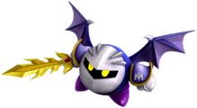 KPR Meta Knight artwork