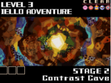 Contrast Cave