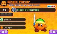 KBR Orange Kirby