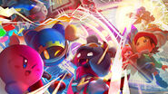 Kirby Star Allies Twitter Wallpaper 2