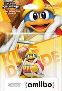 Amiibo Roi DaDiDou Série Super Smash Bros Boîte