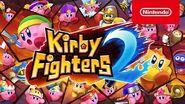 Maintenant disponible Kirby Fighters 2 - Un jeu de combat plein de charme! (Nintendo Switch)
