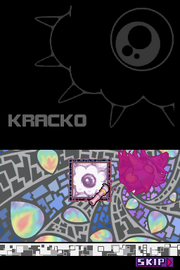 Drawing Kracko