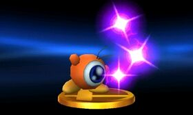 SSB3DS Waddle Doo Trophy
