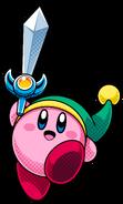 KBR Sword Kirby 2 Artwork