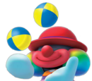Clown Acrobot