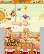 Kirby - DDD Drum Dash Heart Circle