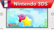 Kirby sur Nintendo 3DS - Bande-annonce (Wii U)