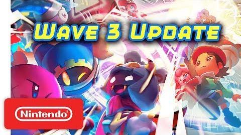 Kirby Star Allies Wave 3 Update - Nintendo Switch