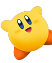SSBB Yellow Kirby