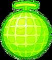 KMA Melon artwork transparent