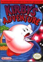 Kirby adventure