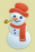 雪人家具01 毛线卡比