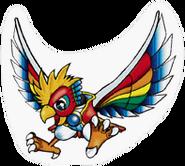 SSBB Dyna Blade sticker