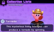 Twister Helmet Headgear