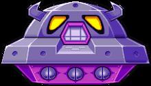 KMA Space Oohroo spaceship sprite