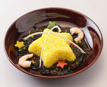 Kirby Cafe food 3