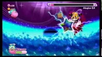 Kirby Return To DreamLand - Vs. Maglor y Epilogo (EX mode) 2