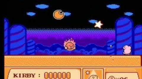 Kirby's Adventure - Mr. Shine & Mr. Bright