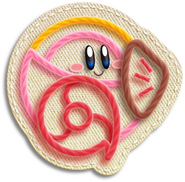 Kirby Excavadora Artwork (KEY)