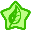 叶子标志 Wii