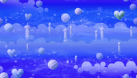 Bubbly Clouds 1