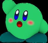 KSA Green Kirby Model