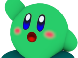 Зелёный Кирби
