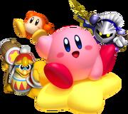 Kirby series amiibo