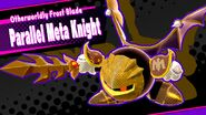 Parallel Meta Knight Splash Screen
