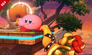 Captura Oficial Kirby (SSB3DS) 4
