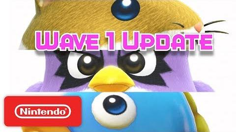 Kirby Star Allies Rick & Kine & Coo Are Back! - Nintendo Switch