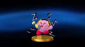 SSBU Mike Kirby trophy